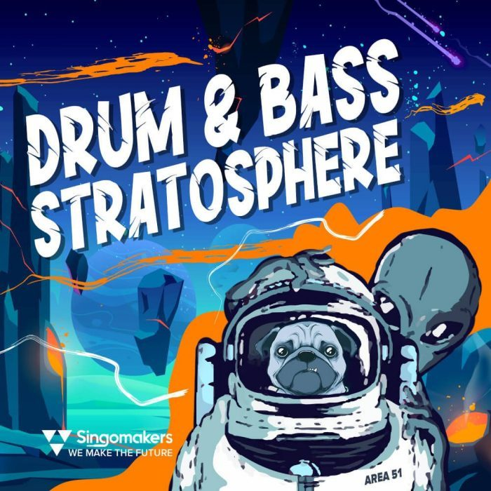 Singomakers Drum & Bass Stratosphere