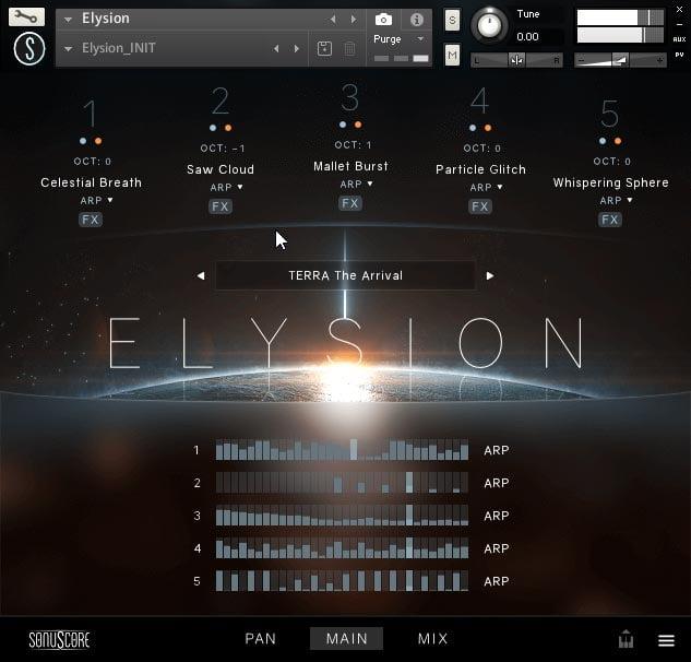 Sonuscore Elysion