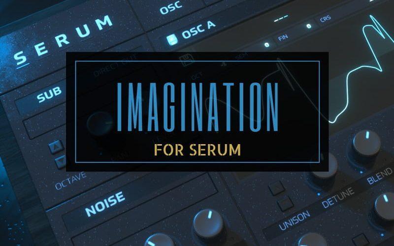 Soundbreeze Imagination for Serum