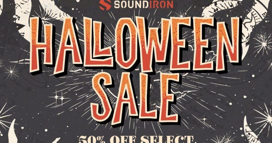 Soundiron Halloween Sale