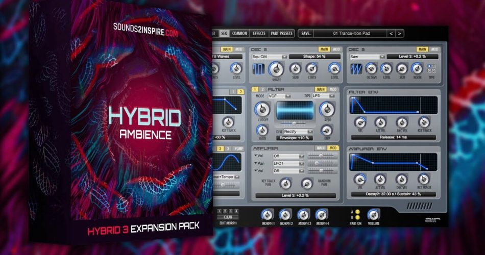 Sounds2Inspire Hybrid Ambience
