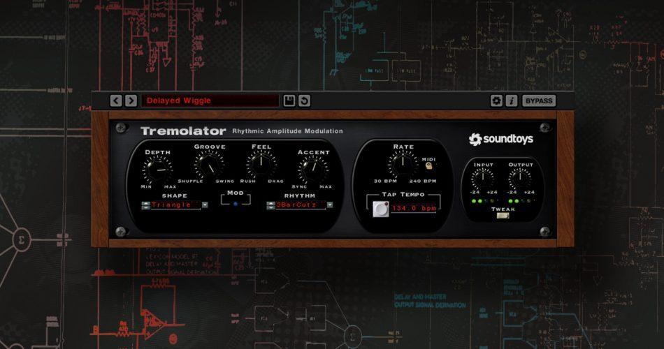 Soundtoys Tremolator Flash Sale