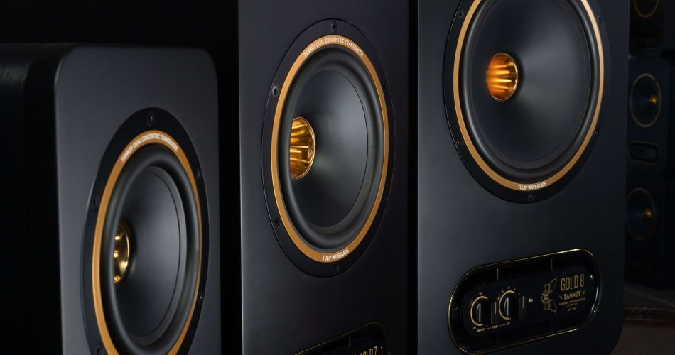 Tannoy Gold feat