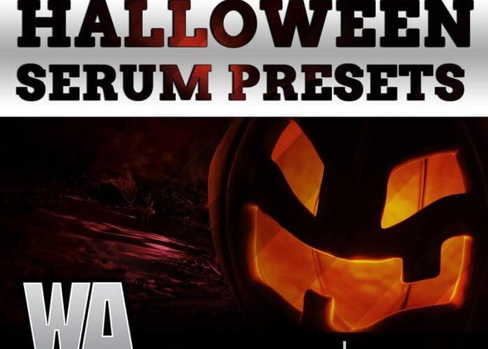 WA Production Halloween Serum Presets