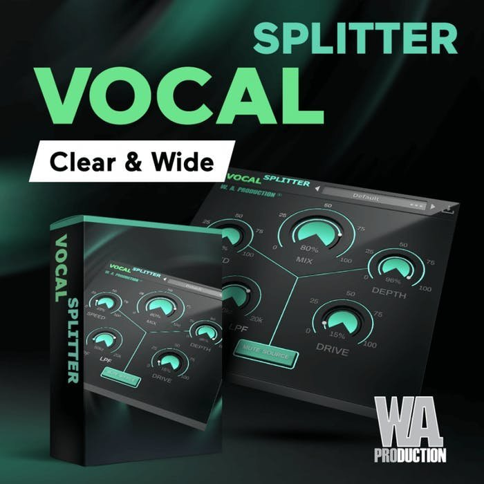 WA Production Vocal Splitter
