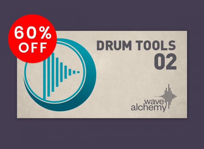 Wave Alchemy Drum Tools 02 Sale