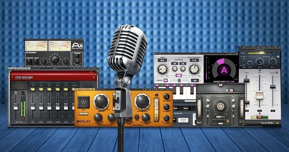 Waves Audio Vocal Plugins Sale feat