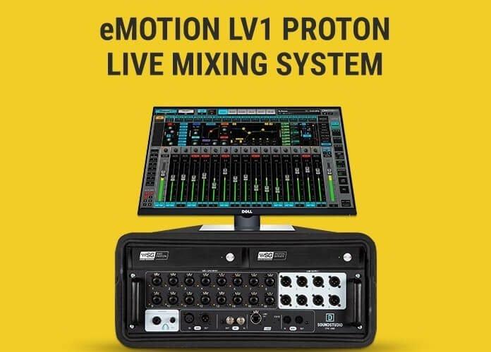 Waves Audio eMotion LV1 Proton