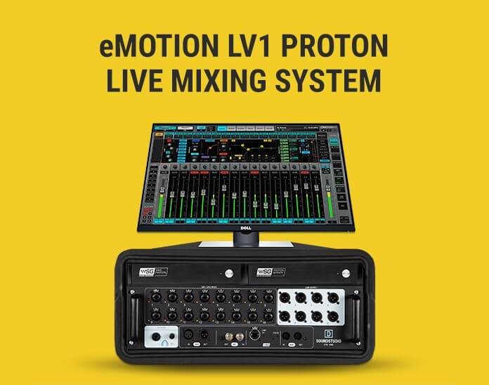 Waves Audio eMotion LV1 Proton