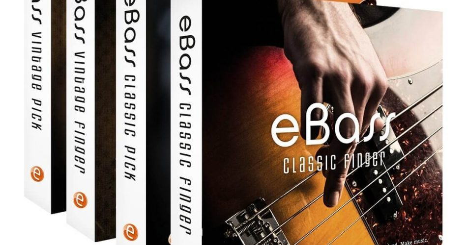e instruments eBass Bundle