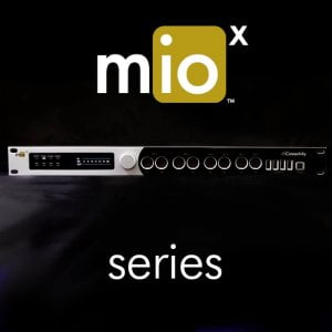 iConnectivity mioX series