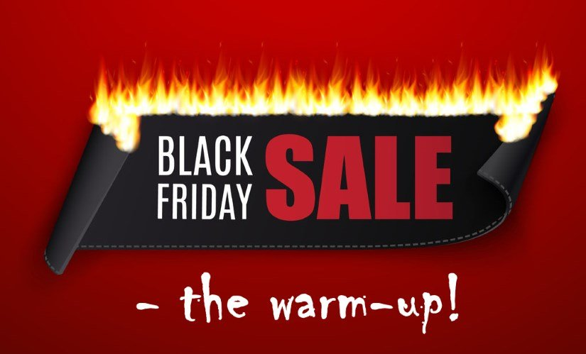 A Sound Effect Black Friday Early Sale
