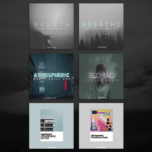 ADSR Samplestar Downtempo Hip Hop Bundle