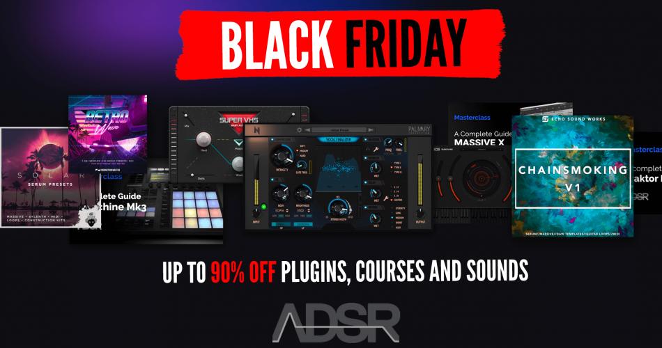 ADSR Sounds Black Friday 2019