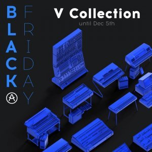 Arturia V Collection 7 Sale