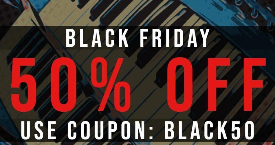 Audentity Records Black Friday