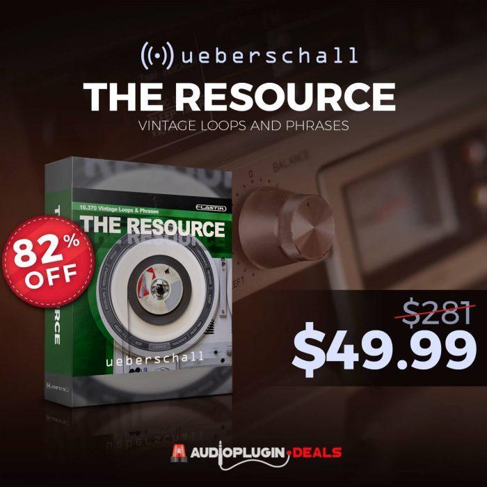 Audio Plugin Deals Ueberschall Resource