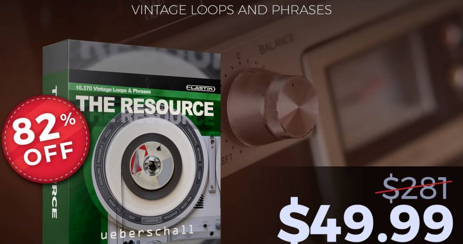 Audio Plugin Deals Ueberschall Resource