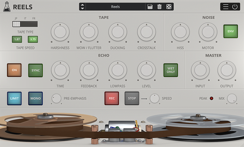 AudioThing Reels 1.2