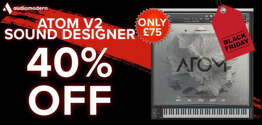 Audiomodern Atom V2 Sale