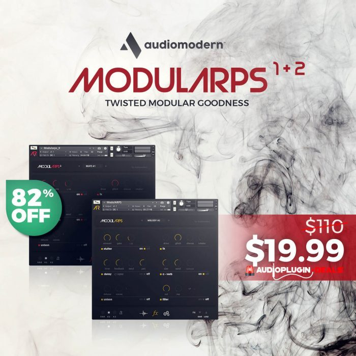 Audiomodern Modularps Bundle Sale