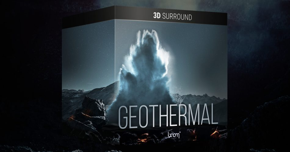 BOOM Library Geothermal feat