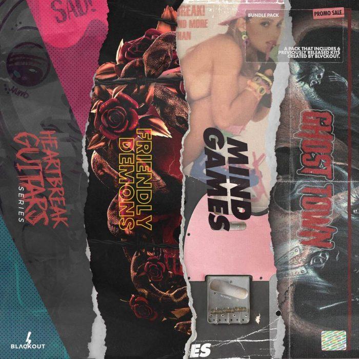 Blvckout Hip Hop Bundle