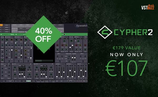 40% OFF FXpansion Cypher2