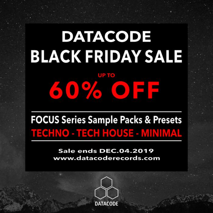 Datacode Black Friday2019