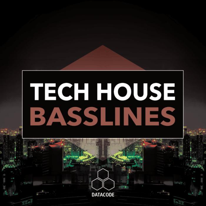 Datacode FOCUS Tech House Basslines