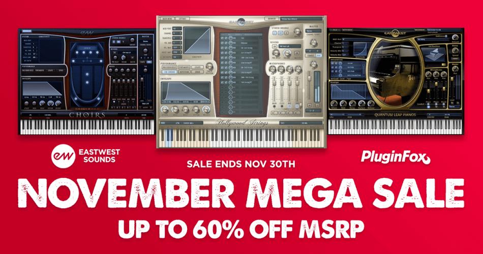EastWest November Mega Sale