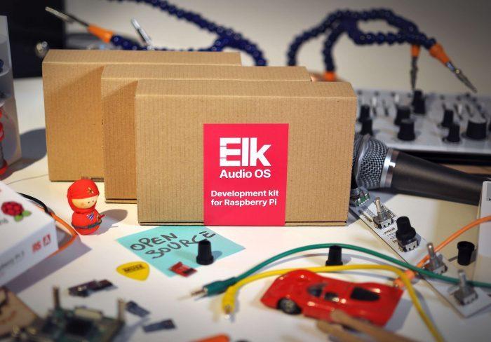 Elk OpenSource DevKit