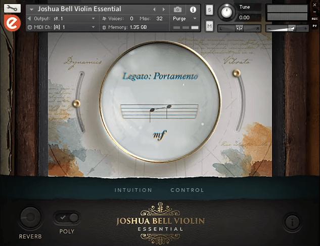 Embertone Joshua Bell Violin Essential