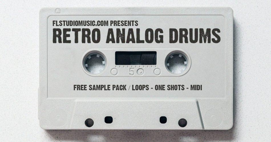 FLStudioMusic Retro Analog Drums