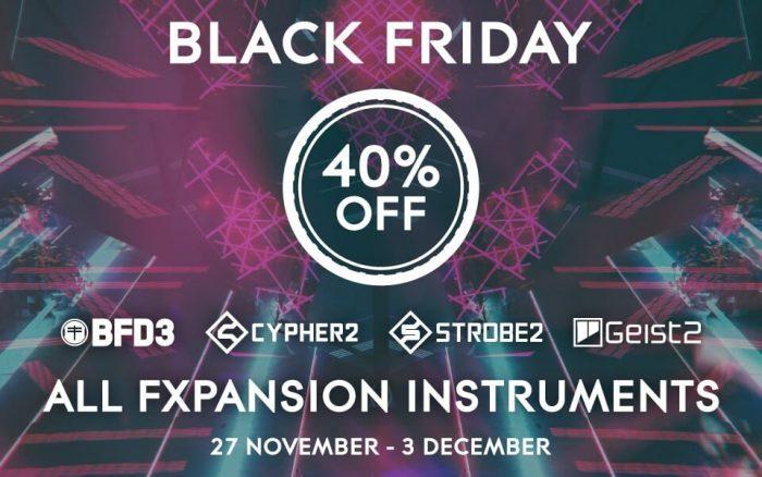 FXpansion Black Friday Sale 40