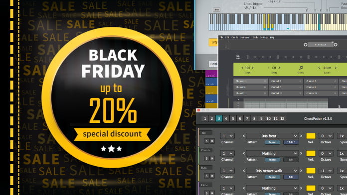 Feelyoursound Black Friday 2019