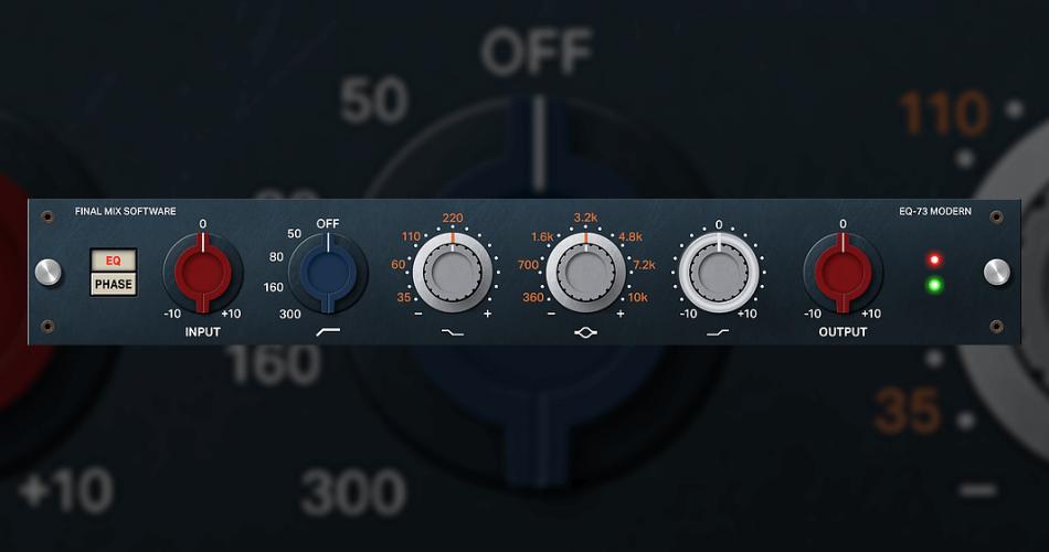 Final Mix Software EQ73 Modern