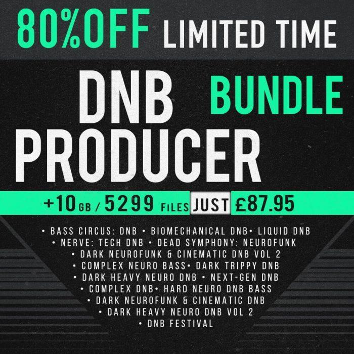 Freaky Loops DnB Producer Bundle