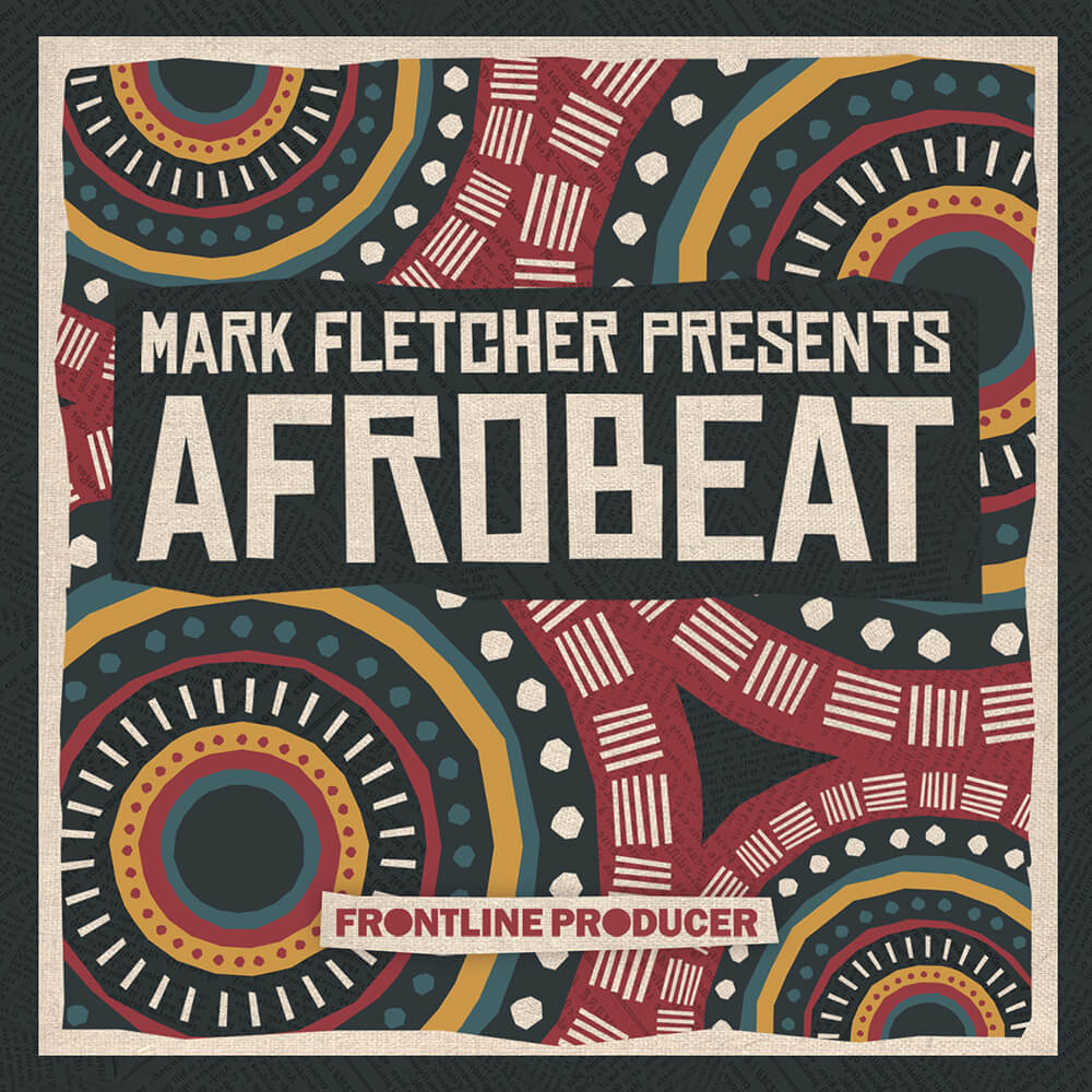 Mark Fletcher brings complex afrobeat drumming grooves in new Frontline Producer pack