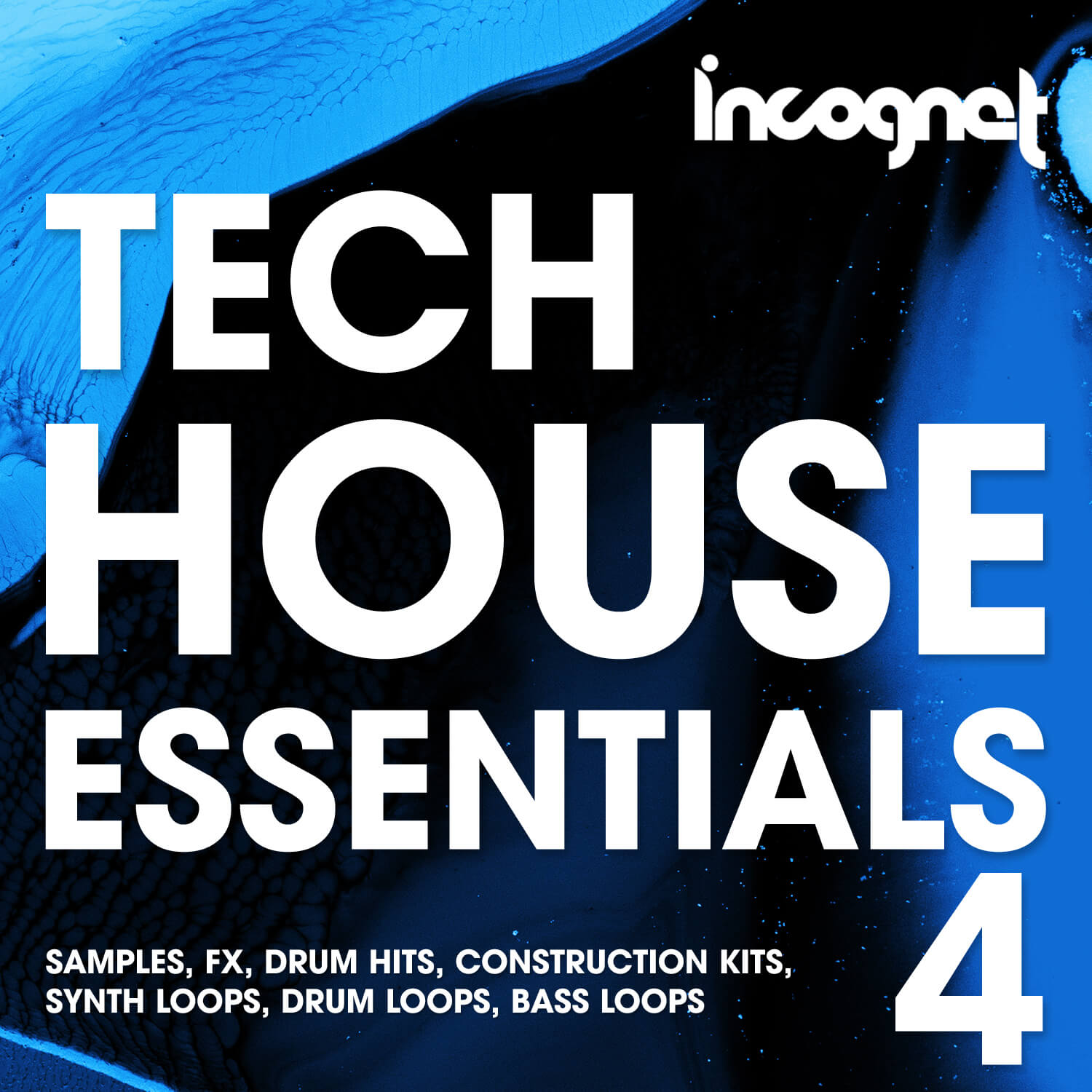 Incognet releases Tech House Essentials Vol 4 sample pack