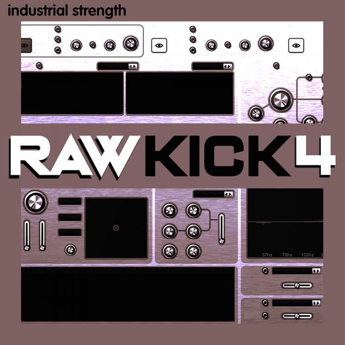 Industrial Strength Raw Kick 4