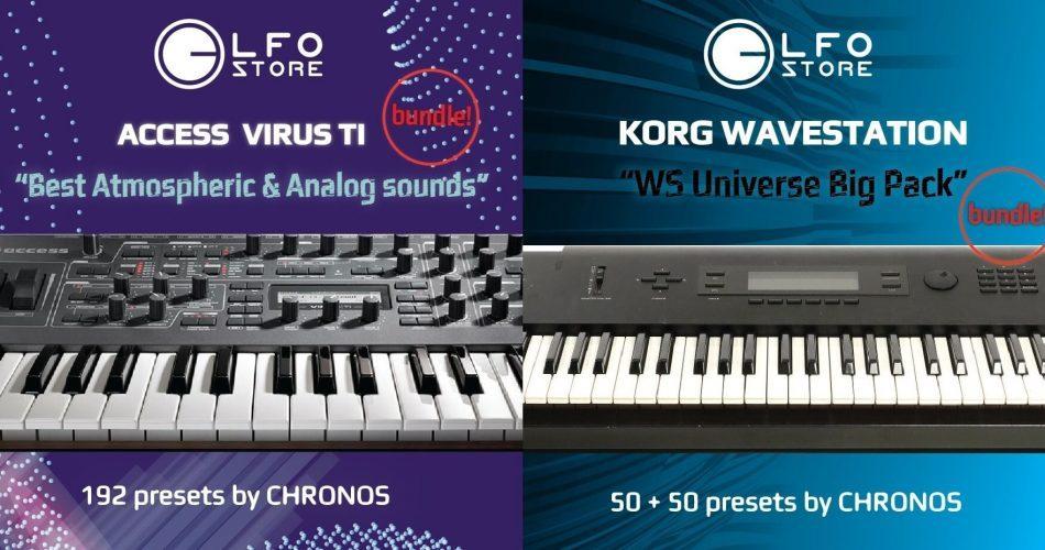 LFO Store Access Virus & Korg Wavestation