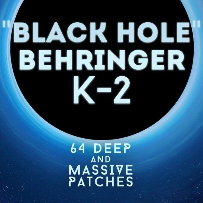 LFO Store Black Hole for Behringer K-2