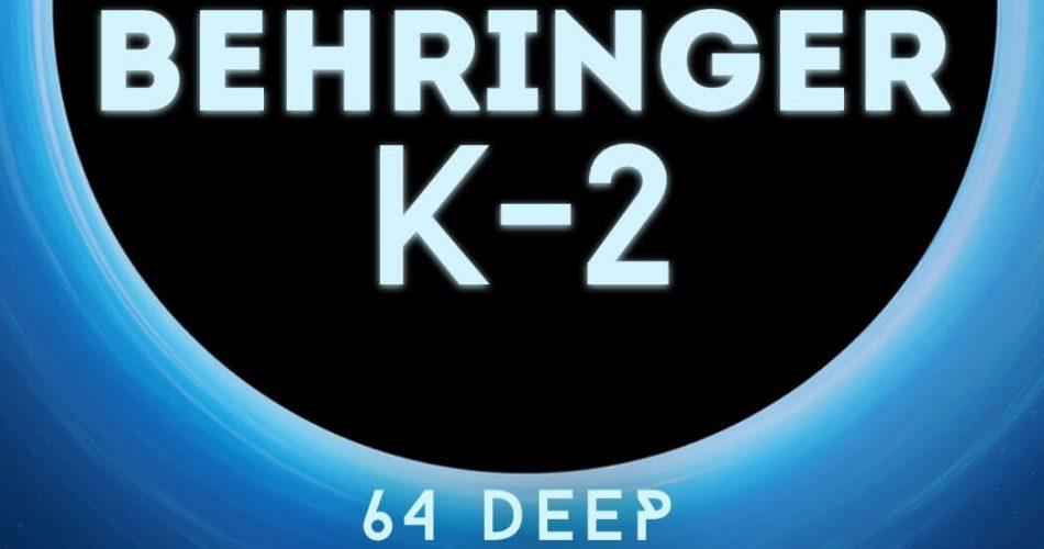 LFO Store Black Hole for Behringer K2