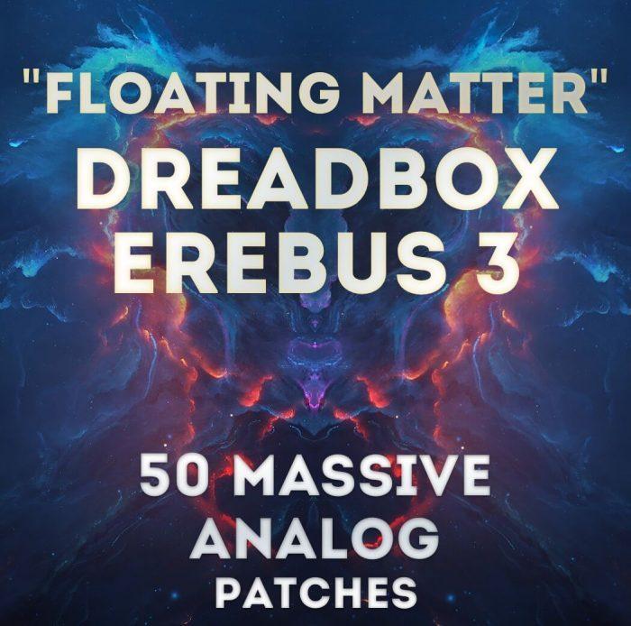 LFO Store Floating Matter for Dreadbox Erebus 3