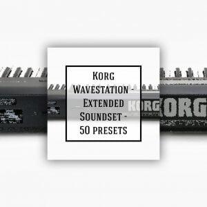 LFO Store Korg Wavestation Extended