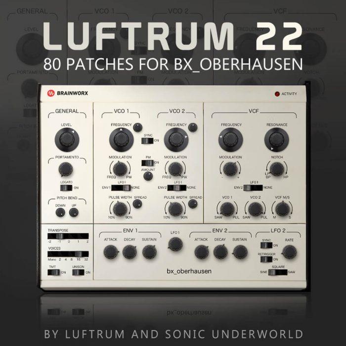 Luftrum 22 for bx oberhausen