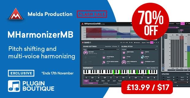 Meldaproduction MHarmonizerMB Sale