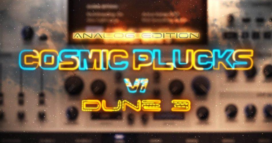 NatLife Sounds Cosmic Plucks V1 for Dune 3 Analog Edition