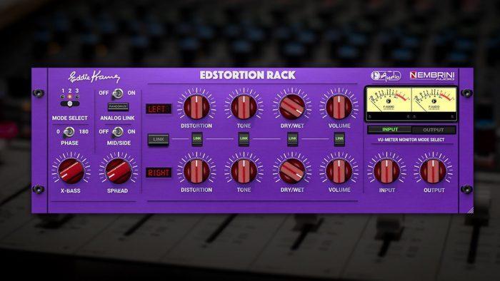 Nembrini Audio Edstortion Rack